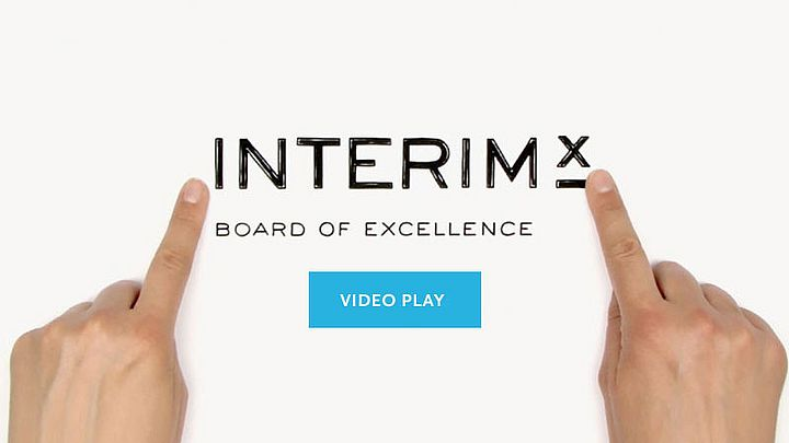 What is interim-x.com?
